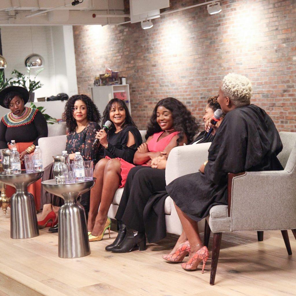 Teneisha Collins Black Women Rise H.E.R. Event 2