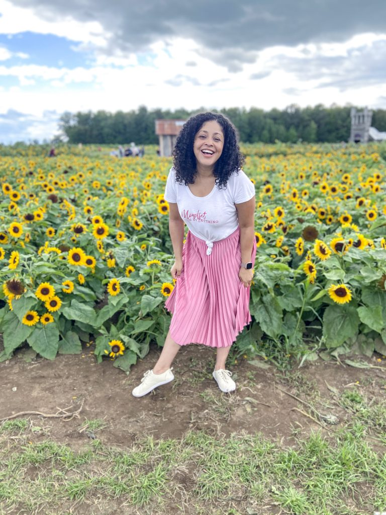 Teneisha Collins Sunflowers