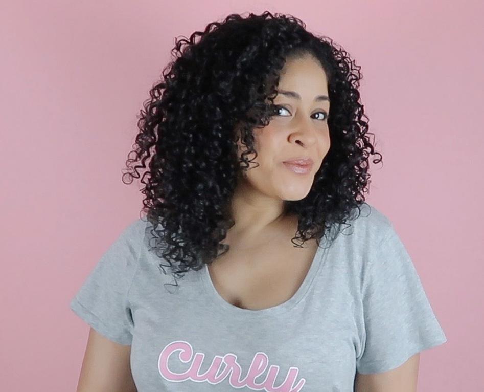 Teneisha Collins Curly